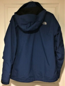 NORTH FACE. Double layered jacket