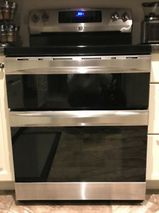 Kenmore Elite Double Oven Range  for sale