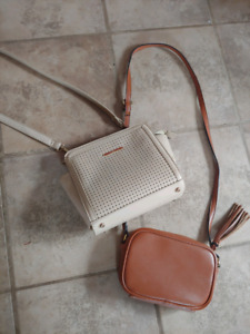 Nude and Brown Purses  $5 per purse