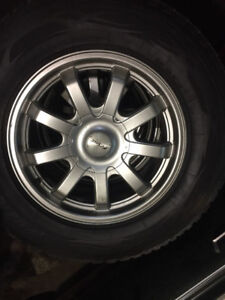 Tires and Rims 275/65/r18 bolt pattern 6x139.7