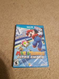 Mario Tennis for Wii U