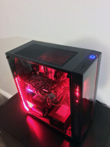 Custom Built RGB Gaming PC - GTX 970 4G, 16GB, i5 4670K, 256 SSD