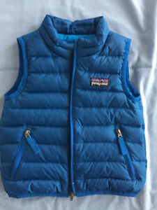 Patagonia Baby Down Vest - 12 months