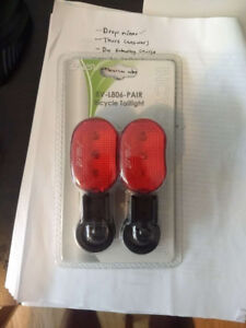 Bicycle taillight