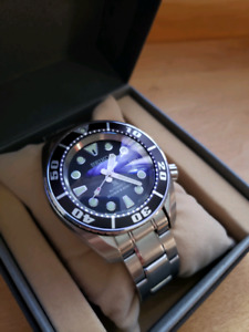 Sell or Trade Seiko Sumo Mod Sapphire Crystal Mens dive watch