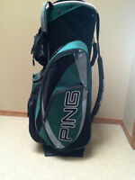Gently Used Ping Golf (Cart) Bag