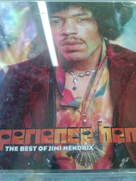 Jimi Hendrix Experience - The Best Of Jimi Hendrix, cd