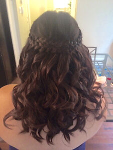 Hairstylist for your wedding day Stratford Kitchener Area image 5