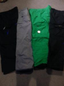 New Snowboard Pants