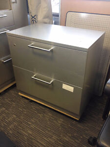 """Filing Cabinet - 2 Drawer - 30"""" Wide - Steelcase"""