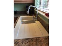 Carron Phoenix Sink with Tap