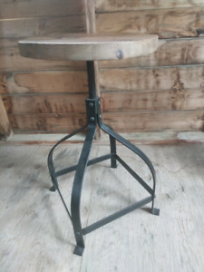 Barstool from the set of Once Upon a Time