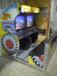 Arcade Double Axel twin