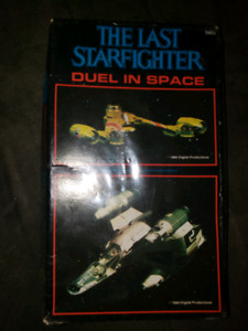 The last starfighter game!