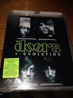 The Doors R-evolution dvd 154 mins