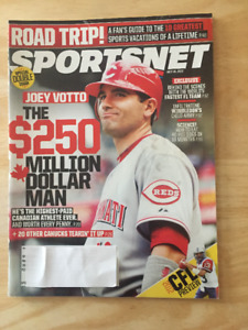 Sportsnet Magazines - 90 issues from 2012 to 2016. sold as a set