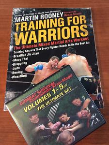 Combat Survival Krav Maga Series & Bonus Book