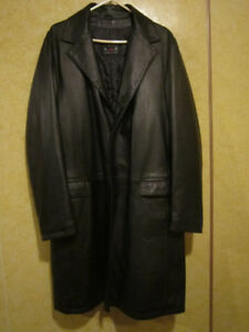 Italian Soft Leather Jacket