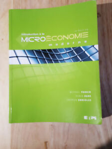 Introduction à la microéconomie moderne, 4e éd