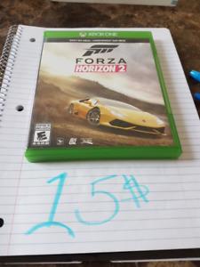 7 jeux XBOX One de 5$ à 15$