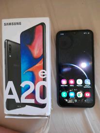 Samsung galaxy a20e unlocked