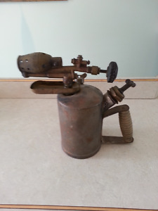 Antique Blowtorch made in Germany