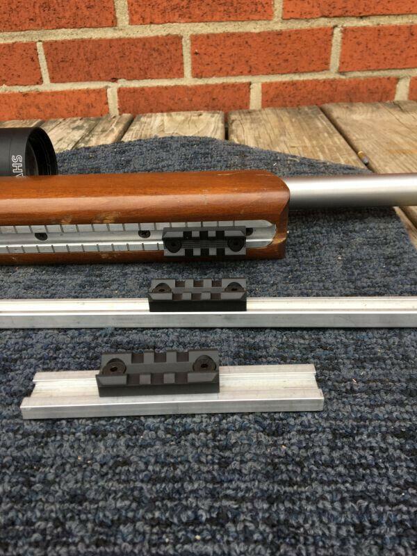 anschutz/freeland rail bipod adapter