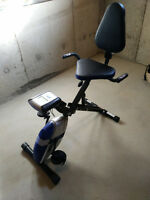 Progear exercise bike