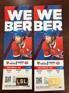 Montreal Canadiens VS Florida Panthers