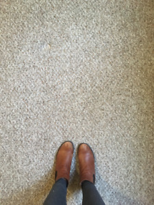 Beige Carpet, clean, good shape