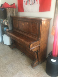 Upright Piano shell for sale