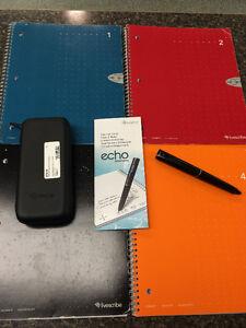 Livescribe 2GB Smartpen with notebooks Peterborough Peterborough Area image 1