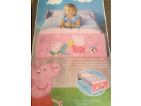 New Peppa Pig Toddler Bed