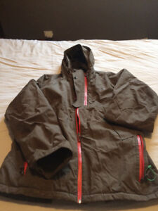 Men's Size Medium & Large Snowboard Jackets