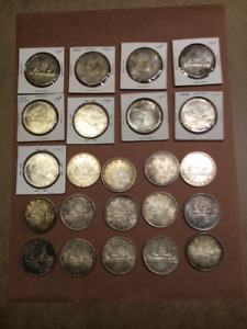 Canadian silver coins for sale
