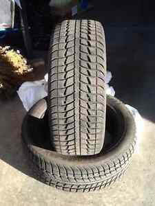 SNOW TIRES--235/55R17 like new--lots of tread--$80 Each