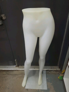 3 BOTTOM HALF MANNEQUINS