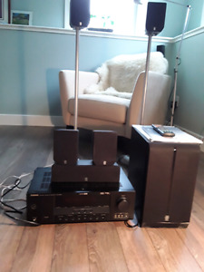 Yamaha HVR 6025 Surround Sound(Dolby Pro logic/Dts)