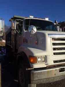 L9500 Series Sterling Dump Truck