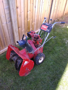 5hp toro snowblower