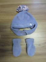 BABY GIRLS TUQUES, HAT & MITTENS - $1.50 EACH SET