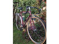 "Classic Dawes Galaxy 23"" Sports Touring Cycle Full Reynolds 531 Frame set ..Mint Bike !!"