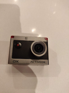 Activeon DX action camera Full HD 1080P 60fps
