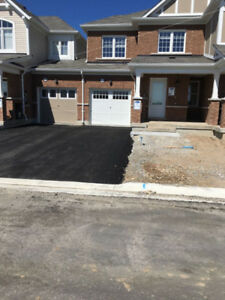 Brand new townhouse for LEASE - Mount pleasant Brampton