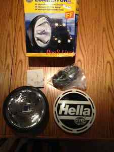 Hella Illuminator FF Driving lights