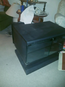 MUST GO swivel tv stand