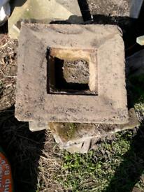 Stone drain surround