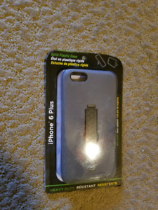 Iphone 6 plus case with kick stand