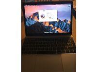 Apple MacBook 2016 Space Grey