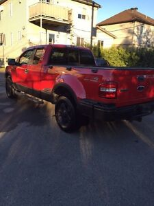 FORD F150 2005 FX4